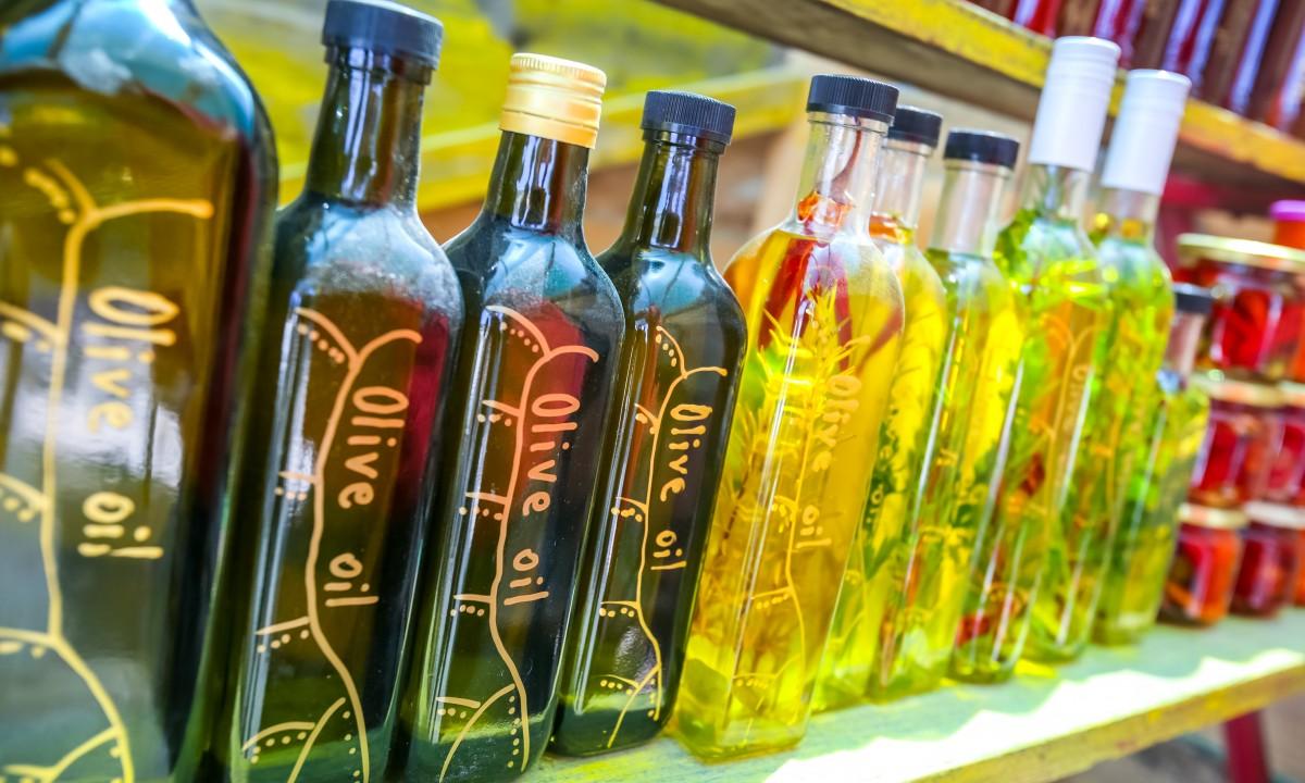 Olivenolie i Kroatien