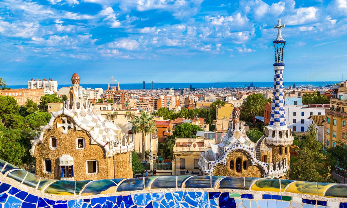 Hotel Ramblas i Barcelona
