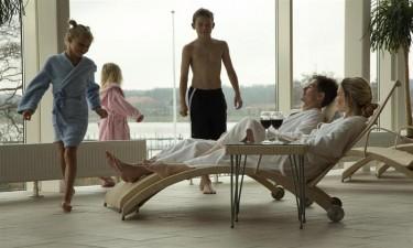Sjovt badeland og skøn wellness
