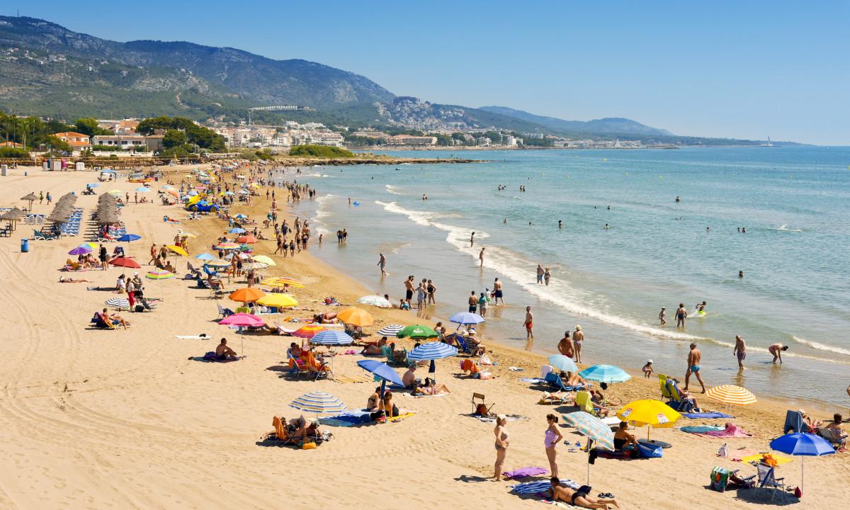 Romana Beach paa Costa del Azahar
