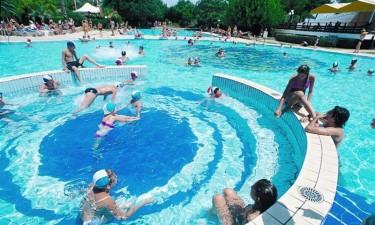 God pool og strand