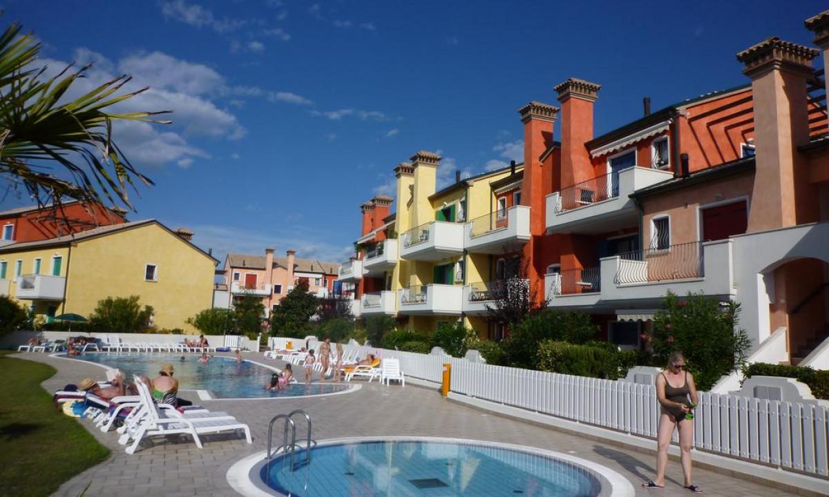 Le Ginestre - Poolområde med børnepool
