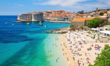 Dubrovnik i Kroatien