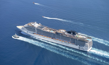 MSC Divina - for alle generationer