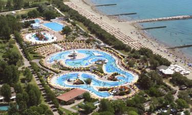 Luxus Camping Adria