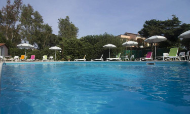 Villa Paola swimmingpool