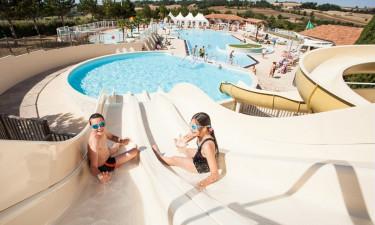 Bademuligheder i pool og sø