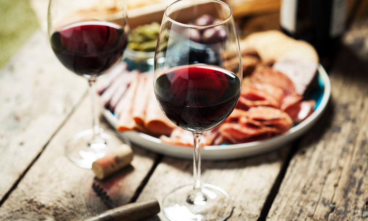 Fransk rødvin
