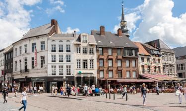 Besøg provinshovedstaden Hasselt