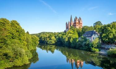 Hessen i Tyskland - Flot natur og flod