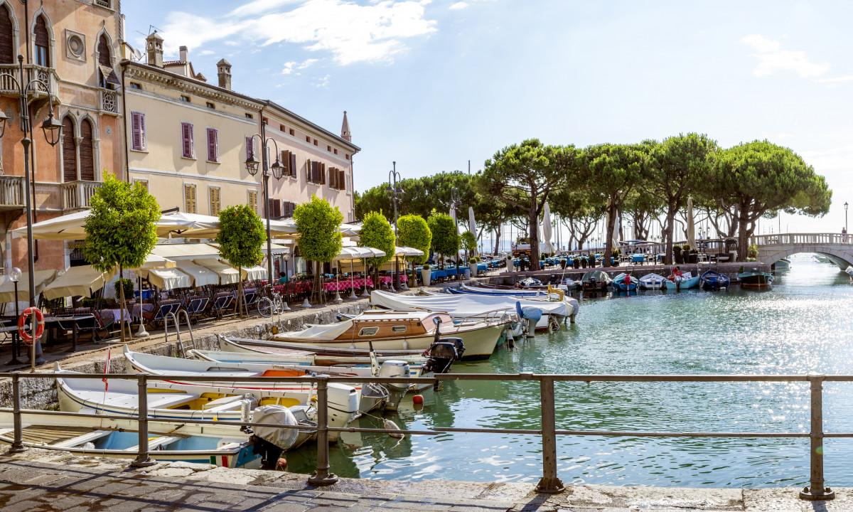 Gardasøen - Marina