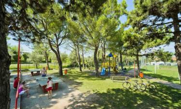 Ausflugsziele Camping Park Delle Rose am Gardasee