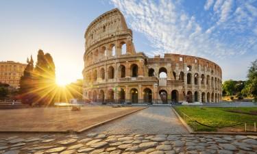 Romersk kultur og betagende natur