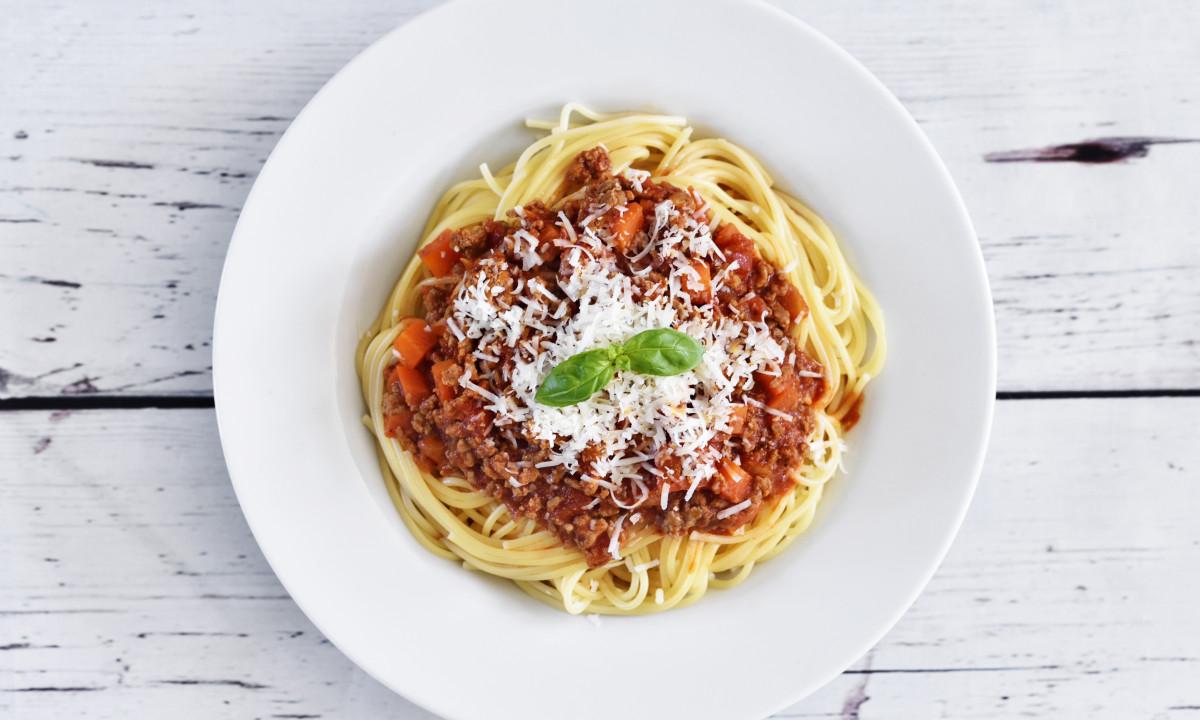 Italiensk spise - Bolognese