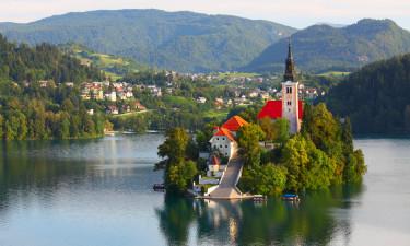 Oplev Slovenien fra en ferielejlighed