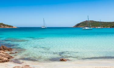 Camping na Korsyce