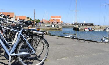 Cykeltur på Bornholm