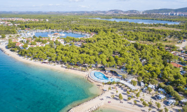 Fantastiske Camping Beach Resort Solaris