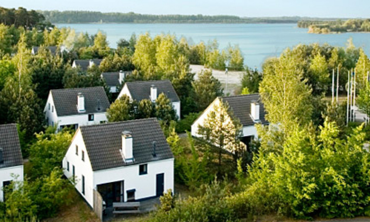 Kempense Meren - Feriehuse ved sø