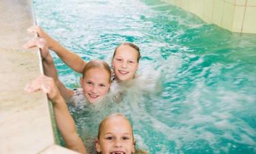 Badning og svømning for alle vandhunde