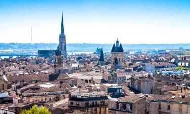 Spændende byer i Sydvestfrankrig