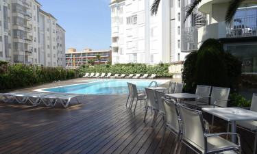 Om Hotel Alegria Fenals Mar