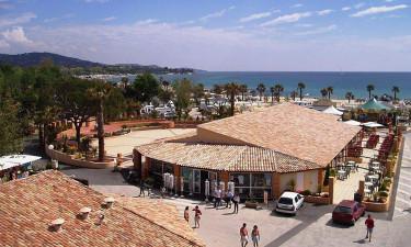 Les meilleurs campings sur la Côte d'Azur