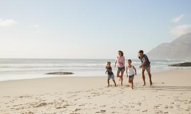 Vælg ruten til jeres ferie