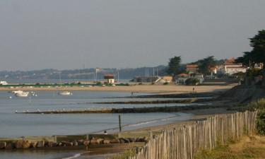 Havet ved pladsen