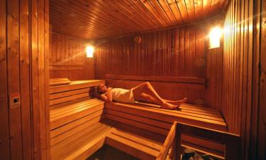 Mediterraneo Real sauna