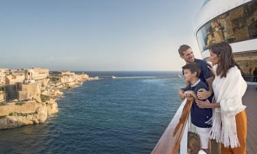Cruise - vælg mellem de bedste