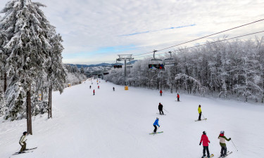 Kombinér badeland og ski