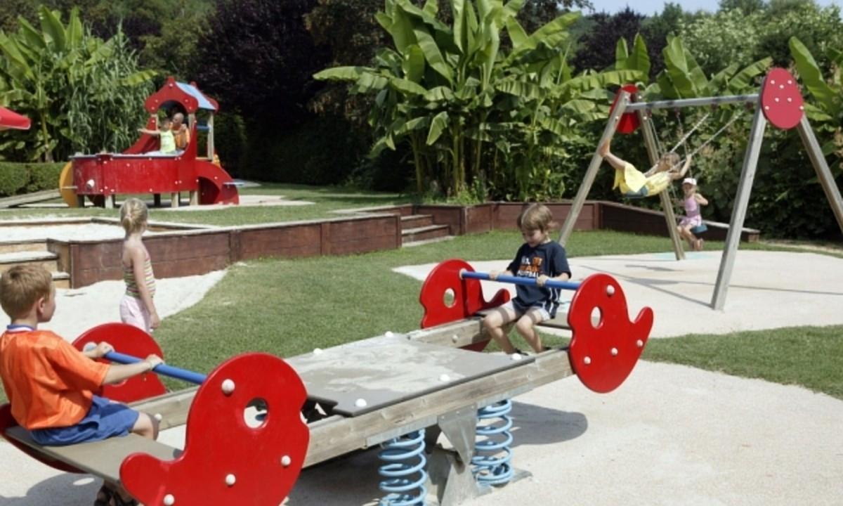 Den sjove legeplads