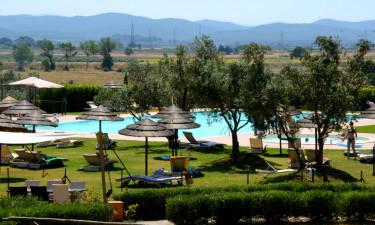 Faciliteter på Le Corti di Montepitti