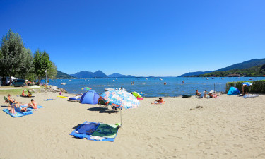 Området og søen Maggiore