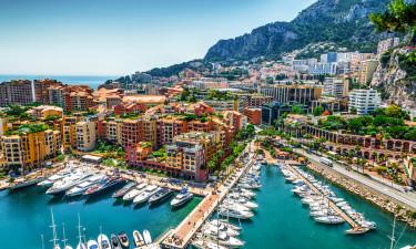 De bedste campingpladser i Côte d'Azur