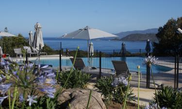Camping Lacasa auf Korsika