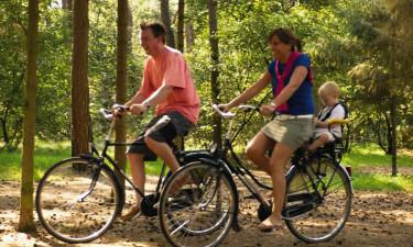 Campingferie i Brabant