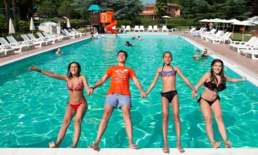 Glæd jer til flere poolområder på Il Gabbiano