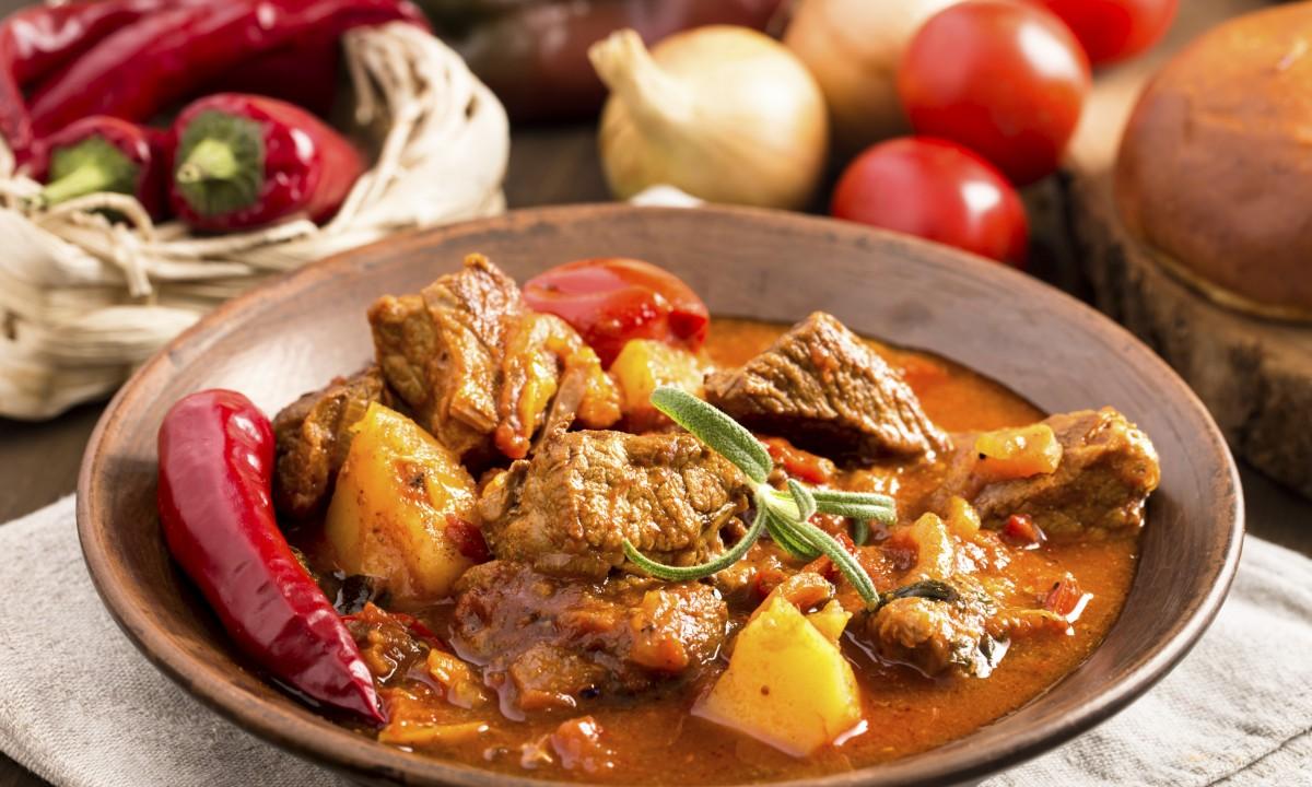 Gullasch - en ungarsk suppe