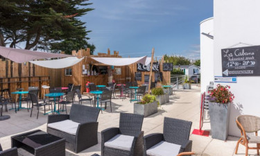 Restaurant Camping Des Menhirs