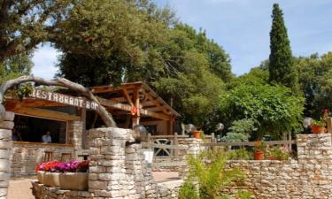 Restaurants Campo de Liccia auf Korsika