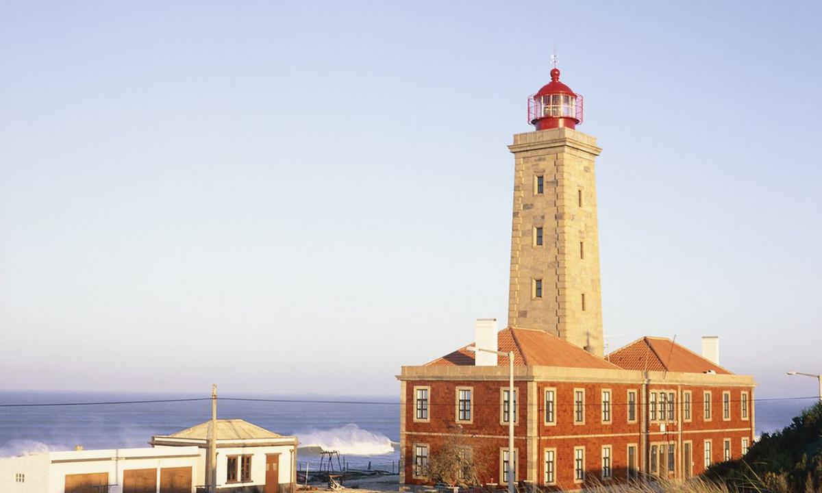 Marinha Grande i det centrale Portugal