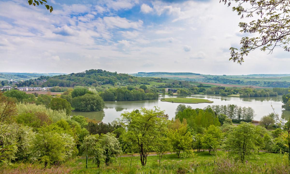 Naturen og landskab i Luxembourg