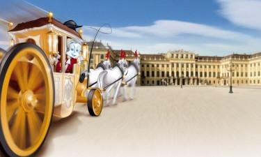Schönbrunn - Lad børnene opleve slottet klædt ud som prinser og prinsesser