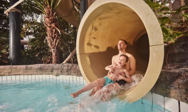 Besøg Europas badelande i vinterferien eller påsken