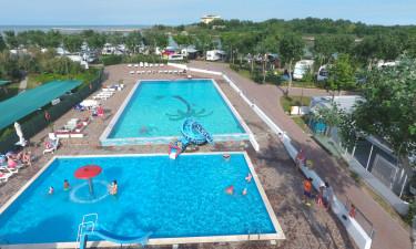 Aktiviteter og poolområde