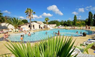 Camping Golfe de Saint-Tropez an der Côte d'Azur