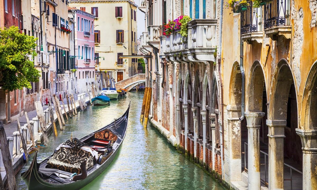 Venedigs kanaler