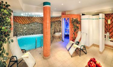 Wellness på Hotel zum Hirschen